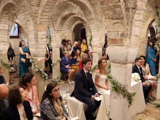 Andrea e Chiara in wedding