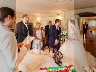 Wedding in Villa Rigatti