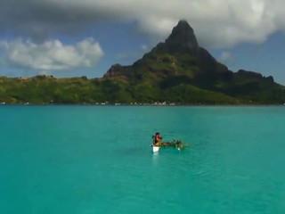 Bora Bora, l'isola più bella del mondo