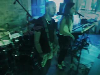 Matrimonio con Stefano D'Alberto e live band cantano ballano Gianna