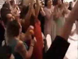 Matrimonio animato da Stefano D'Alberto cantano le donne a Palazzo Conti Martucci