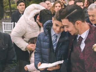 Trailer Laura e Francesco