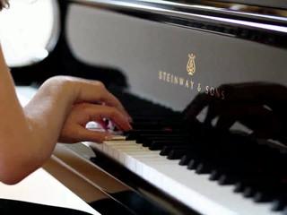 Chiara Piomboni The Pianist al femminile
