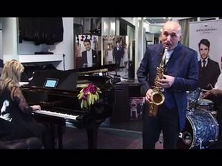Trio con The Pianist