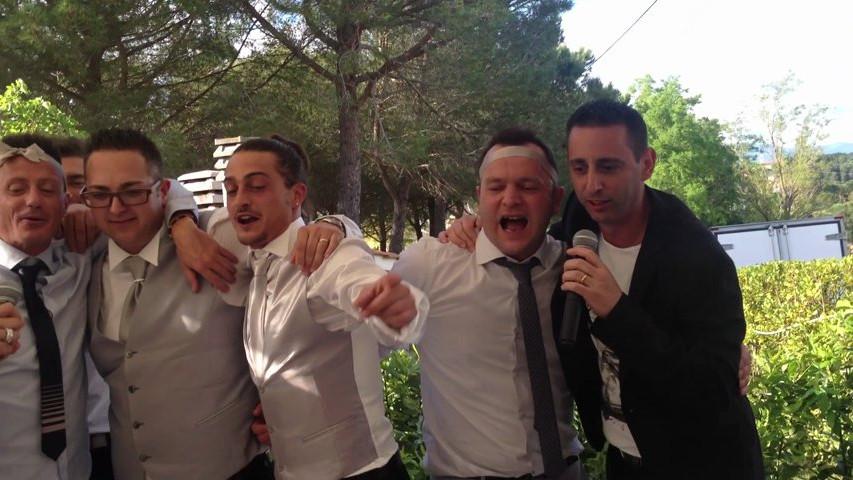 Musica Matrimonio Toscana : Balli di gruppo fabio gori video matrimonio