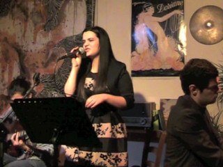 The nearness of you - Liza & the Brothers @ Enosteria 2015