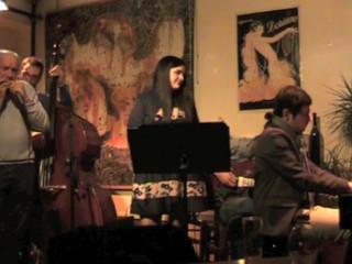 Bye Bye Blackbird - Liza & the Brothers - jam session feat Carletti, Blegi, Bugna