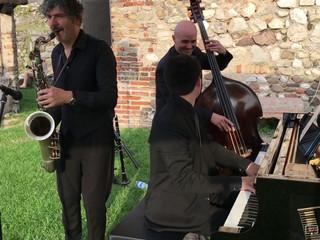Sax Piano Contrabbasso - The girl from ipanema
