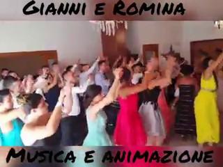 Animazione Gianni e Romina