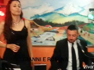 Live Gianni e Romina
