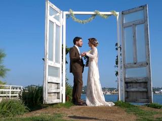 Villa Riflesso wedding spot
