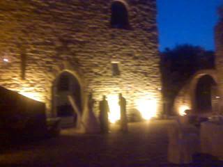 Matrimonio al castello.