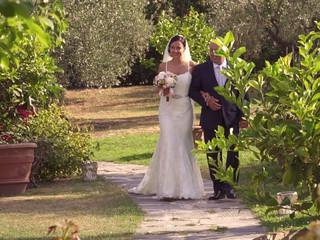 Tuscany wedding video   Firenze // Mery e Maurizio
