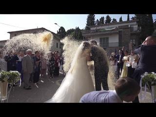 Tuscany wedding video   Golf Bellosguardo, Vinci, Firenze // Serena e Marco