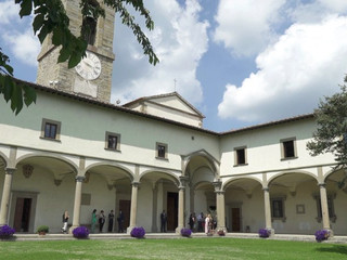 Tuscany wedding video   Fiesole, Firenze // Carlotta e Matteo