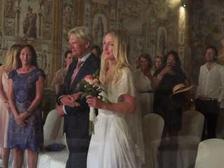 Tuscany wedding video   Firenze // Maikel e Odessa