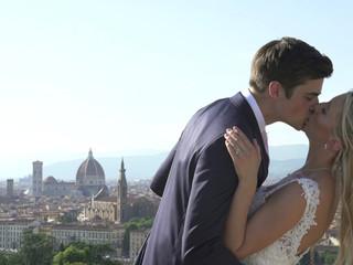 Tuscany wedding video   Villa La Vedetta , Firenze // Stephanie e Oliver