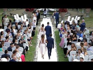 Tuscany wedding video   Villa Montalto, Firenze // Martina e Claudio