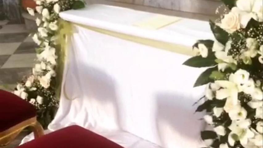 Matrimonio In Bianco : La rosa doro matrimonio bianco e rosa la rosa doro video