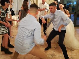 Musica disco dance al matrimonio di Antonio ed Elisa. 6/5/17