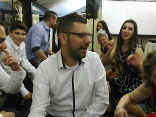 Selfie balli di gruppo matrimonio 20/5/17