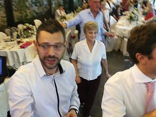 Trenino selfie matrimonio 20/5/17