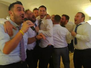 Karaoke amici sposo 3 6 17