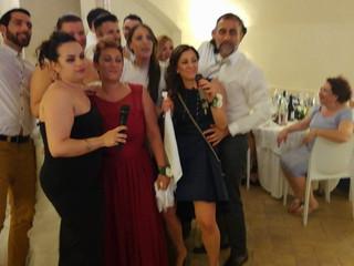 Karaoke matrimonio 3 6 17 amici sposi