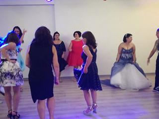 Disco dance matrimonio 25 6 17