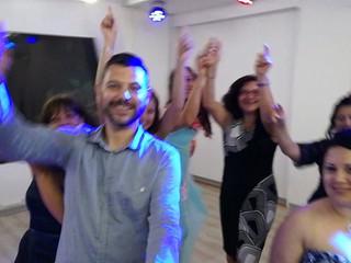 Selfie reagetton matrimonio 25-06-17