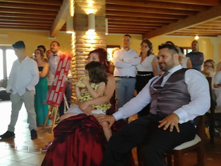 Videoproiezione matrimonio 24-06-17