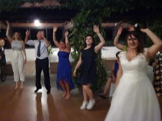 Disco dance matrimonio