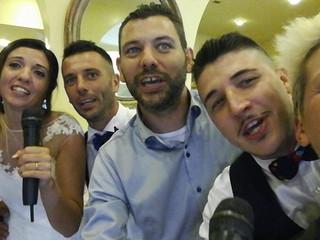 Selfie matrimonio 21 7 17 karaoke
