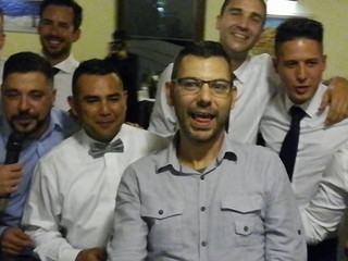 Selfie karaoke matrimonio