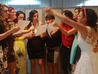 Canzone sposa,amiche matrimonio 7 10 17