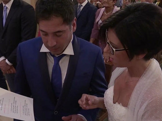 Samantha e Federico
