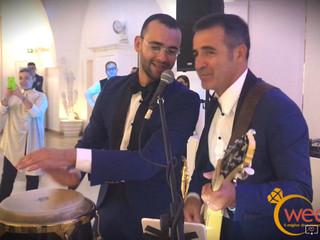 Foxtrot live Franco Speciale e Ciccio Marraffa