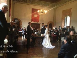 Sposi al castello di gropparello
