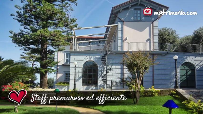 Villa Sabrina Relais Matrimonio