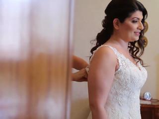 Costantino and Margherita's Wedding