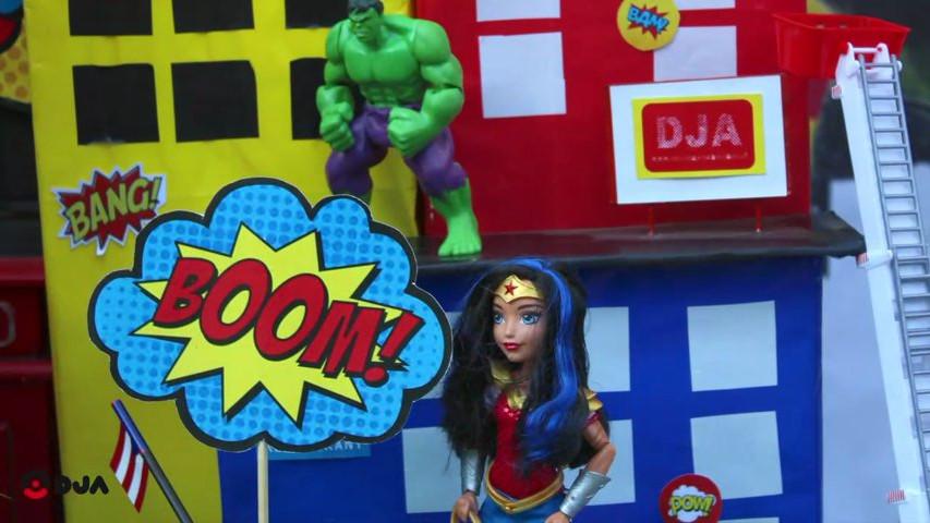 Matrimonio Tema Marvel : Compleanno a tema avengers