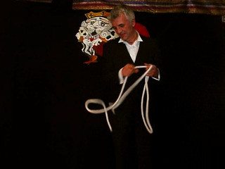Symphony with rope