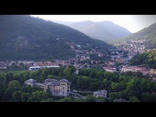 Video drone della Villa ex Magni Rizzoli