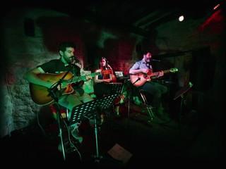 """I Piffi"" Trio Elegante - All my loving (The Beatles)"
