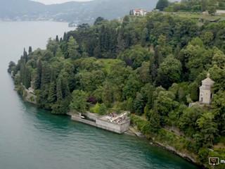 American Bride married at Villa Pizzo
