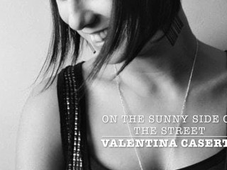 On the sunny side of the street ( cover) - Valentina Caserta