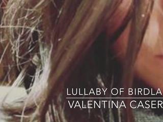 Lullaby of bird land (Cover) - Valentina Caserta