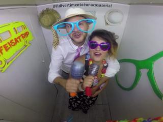 Salvo & Maria wedding party