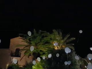 Balloon led - borgo degli angeli