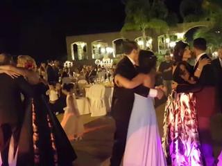 Ballo Sposi e Genitori - Villa di Lorenzo